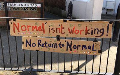 เราจะไม่กลับไปสู่ภาวะปกติ เพราะความปกติไม่มีอยู่จริงในโลกของทุนนิยม