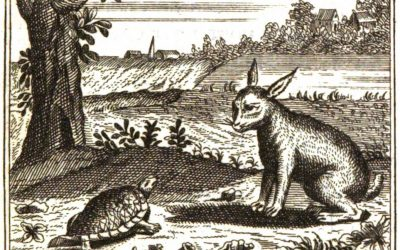 กระต่ายกับเต่า: การแข่งขัน การแตกหัก และความไร้สาระ