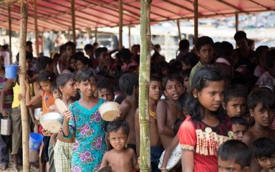 Rohingya Lives Matter As Well – Healthcare in the Rohingya Camps