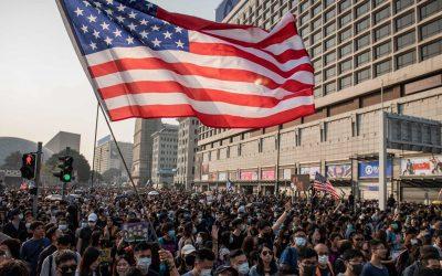 พญาอินทรี ไม่ใช่พี่ใหญ่ของพวกเรา: สหรัฐอเมริกา มิตรไม่แท้ ศัตรูถาวร?