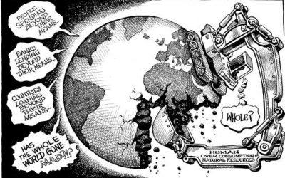นิเวศวิทยาสังคม: มนุษย์นิยมเชิงนิเวศ โดย Daniel Chodorkoff