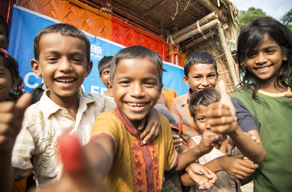 The Rohingya and a New Dawn in Burma