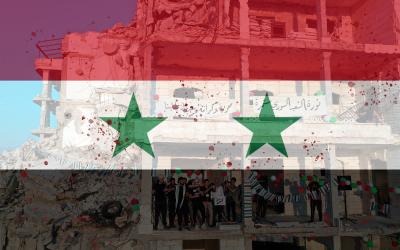 ภาพรวมของสงครามกลางเมืองในซีเรีย