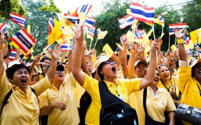 State Racism in Thailand: Capitalism, China, and Ultranationalism