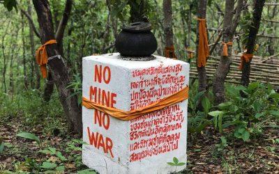 Solidarity with Kaboedin, Halt the Om Koi Coal Mine!