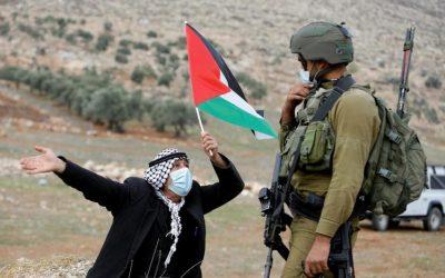 ความขัดแย้งระหว่างอิสราเอลกับปาเลสไตน์ฉบับกะทัดรัด