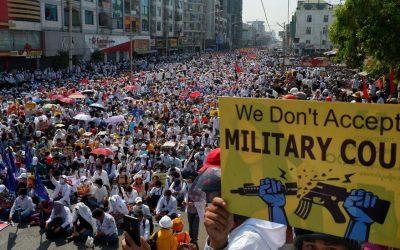 สนทนากับสหายในพม่า ว่าด้วยทิศทางการประท้วงรัฐบาลทหาร